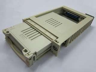 IDE harddisk rack
