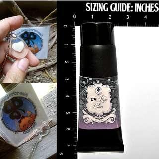UV Resin PH 135 mL Pro-Jewelry Grade Sunlight Cure