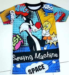 Brand new - Looney Tunes shirt