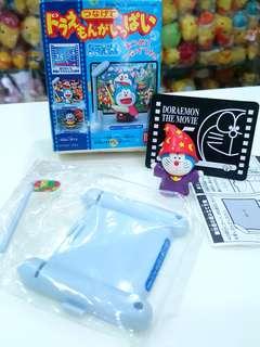 2004 Japan Bandai Doraemon Blind Box the Movie 25th Anniversary Figure Collection