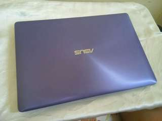 Asus X453S Purple