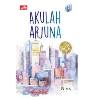 Ebook Akulah Arjuna - Nima