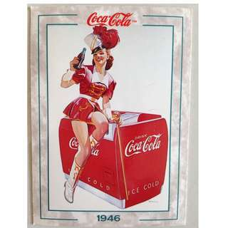 1994 Coca Cola Series 2 Base Card #199 - Original Art - 1946