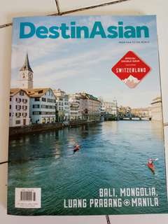 DestinAsian travel magazine