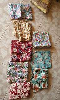 Antique fabrics for sale!