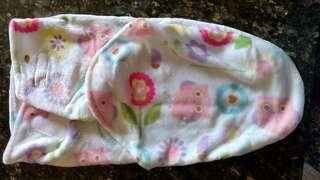 4 no.s Baby swaddle newborn size