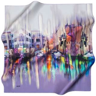 Brand New 100% Pure Silk Scarf from Turkey. Great gift