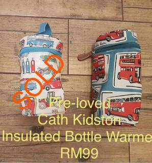 Cath Kidston insulated bottle warmer