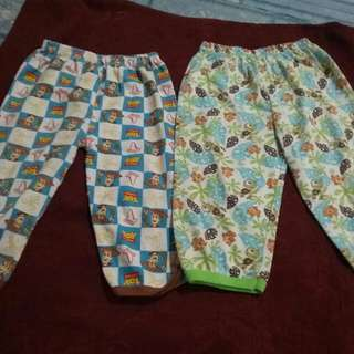 Pajama Bundle 1-2 Yrs Old