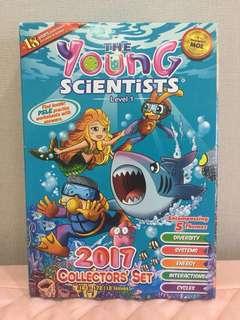 Young Scientists 2017 Collectors Set