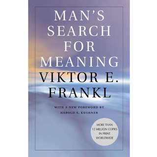 Man's Search for Meaning by Viktor E. Frankl - EBOOK