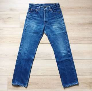 Levis 501XX  Made in USA W30 L32