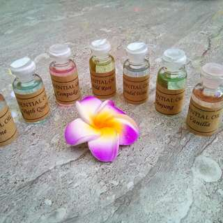 Essential Oil from Bali