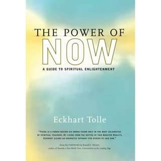 The Power of Now: A Guide to Spiritual Enlightenment by Eckhart Tolle - EBOOK
