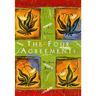 The Four Agreements: A Practical Guide to Personal Freedom by Don Miguel Ruiz - EBOOK