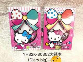 Hello Kitty Diary(Big)