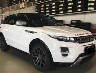 Range Rover Evoque Continue Loan/ Sambung Bayar