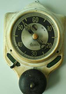 SWAN mechanical timer .Made in Japan