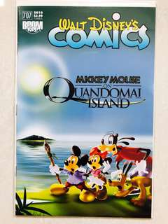Walt Disney's Comics Issue#707 Cover A