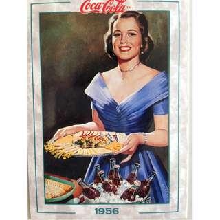 1994 Coca Cola Series 2 Base Card #188 - Original Art - 1956