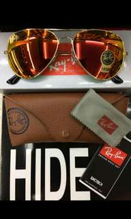 Ray Ban Aviator Classic (Authentic)