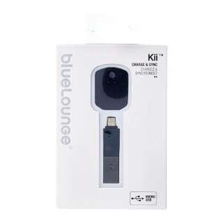 Bluelounge Kii Micro USB (Black)
