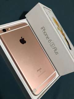 iPhone 6s Plus for sale!