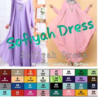 Sofiyah Dress