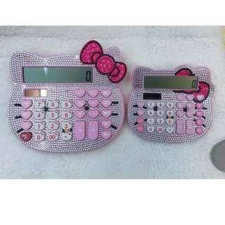 Hello Kitty Manual Calculator