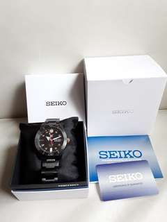 SEIKO 60TH ANNIVERSARY LIMITED EDITION AUTOMATIC - Clearance!