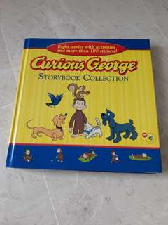 Curious George storybook collection