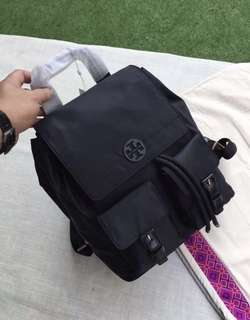 Original Tory Burch Nylon Backpack