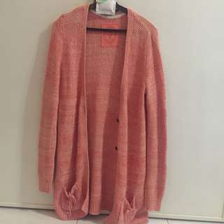 Esprit Long Knitted Cardigan