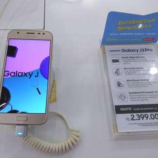 Dijual Samsung J3 Pro Cicilan Pakai Home Credit Bunga 0,99%