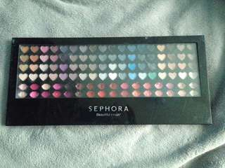 Sephora Beautiful Crush Palette