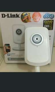 D link wireless N network camera