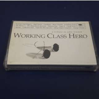 Cassette - Working Class Hero: A Tribute to John Lennon