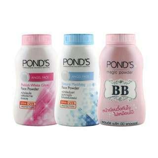 Ponds BB Magic Powder