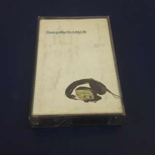 Cassette - George Martin: In My Life