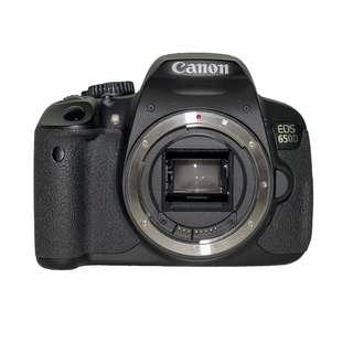 Rent: Canon EOS 650D