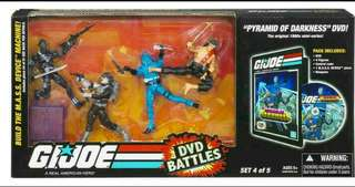 G.I. Joe DVD Battlepack, Pyramid Of Darkness (set 4 of 5)