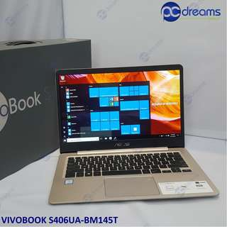 ASUS VIVOBOOK S406UA - BM145T [FACTORY REFRESHED] [PC Dreams Outlet]