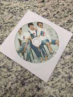 TFBOYS CD