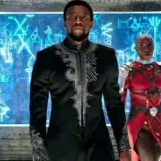 Baju Koko Black Panther Edition Version 2(Pre-order)