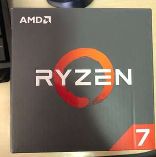 Brand New Ryzen 1700 export