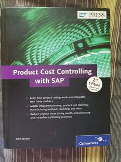 Product Cost Controlling w/ Sap