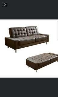 Sea horse sofa bed