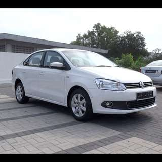 vw polo sedan for sale