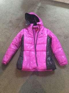 Puma Girls Jacket