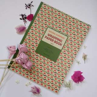 【WTS】WRAPPING PAPER BOOK